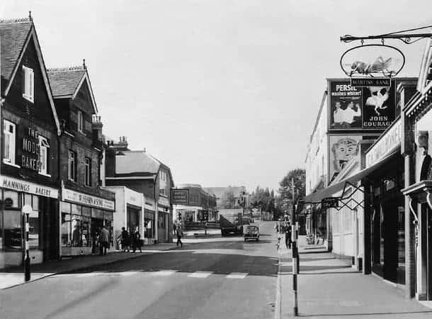 Swanley-High-Street-1949