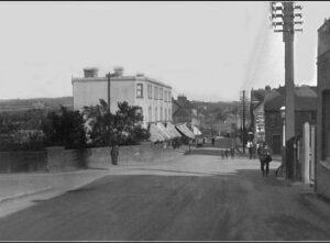 Swanley-High-Street-Railway-Bridge-1900's