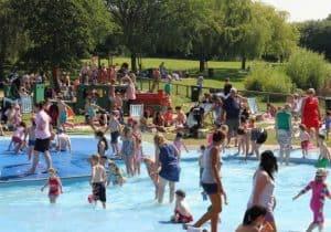 Swanley Park - summer