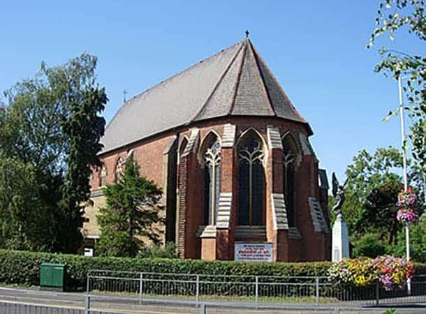 St. Mary's, Swanley