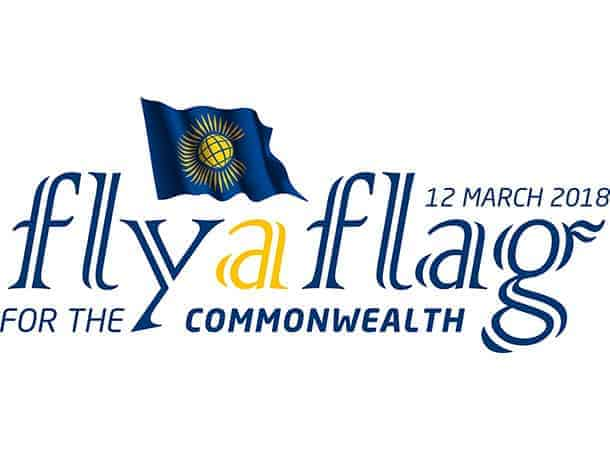 fly the commonwealth flag