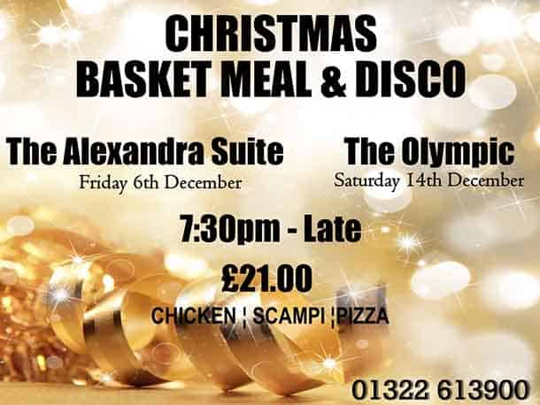 Christmas Basket Meals