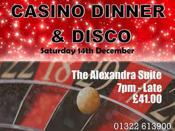Casino Dinner & Disco