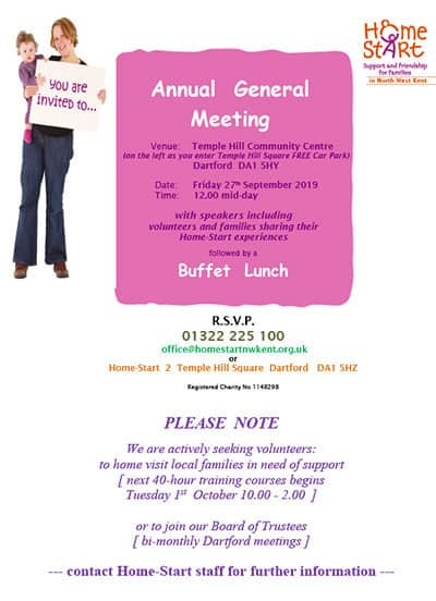 AGM Invite 27 Sept 2019