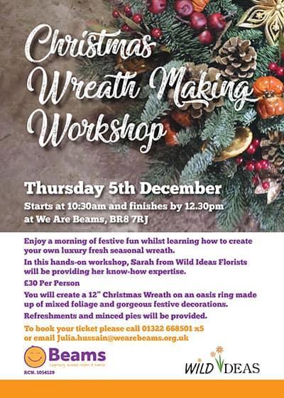 Christmas-Wreath Making Workshop