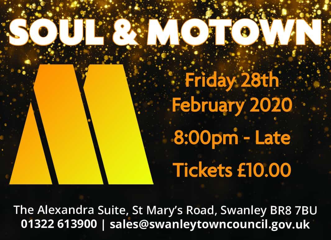Soul & Motown -Feb