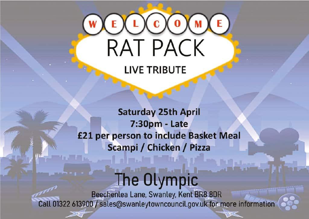 Ratpack-tribute