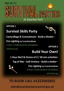 survival parties