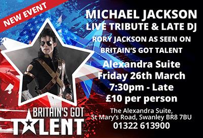 Event - Michael-Jackson 26-03-2021