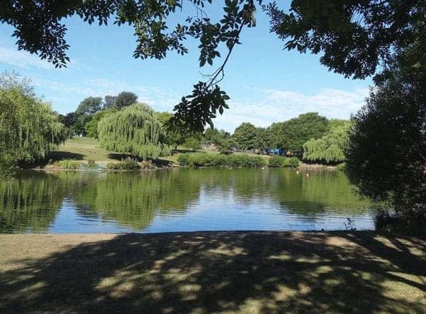 Sswanley-Park