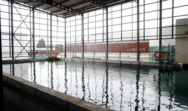 The new White Oak Leisure Centre swimming pool