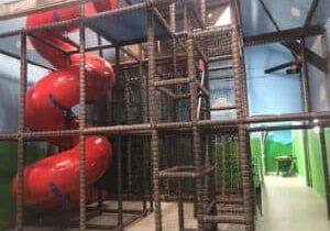 Swanley Park Soft Play called The Barn